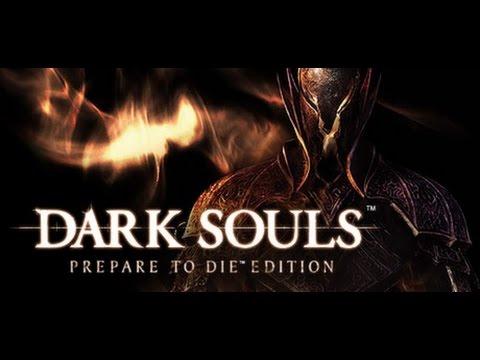 Dark Souls Virgin Gets Broken In