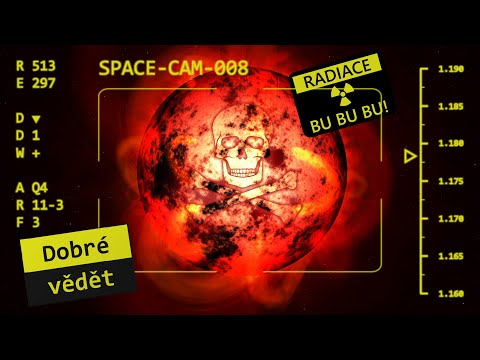 Space cam #08 - Rentgen na trpaslíky