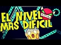 TOP 5 NIVELES MÁS DÍFICILES DE GEOMETRY DASH 2.1