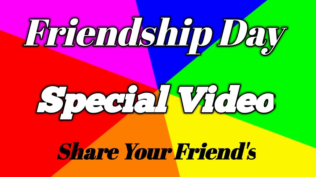 Friendship Day Song In Telugu Subscribe ...