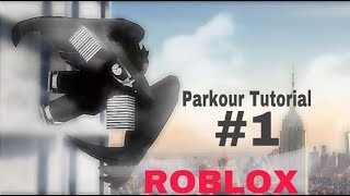 Roblox #1 Parkour Tutorial - The Settings, keybinds, wall boost, & more!