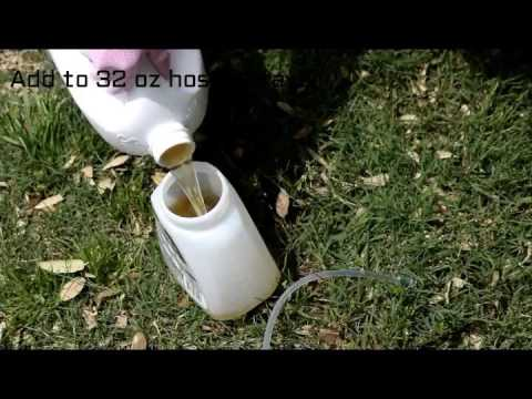 How to Make Homemade Lawn Food