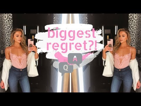 biggest-regret?-married-life?-over-exercising?-||-q&a