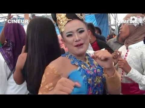 Jaipong Dangdut II JARAN GOYANG II Santi Susanti @CINEUR GROUP II  Rawa Cingambul Majalengka