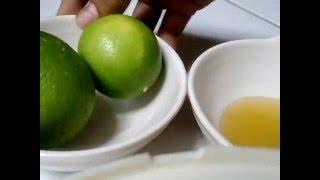 Ramuan Herbal (jeruk nipis&madu) Untuk Mengatasi Batuk