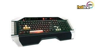Обзор Cyborg V.7 Keyboard
