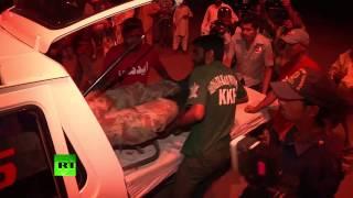 Теракт в Пакистане унес жизни 3 человек
