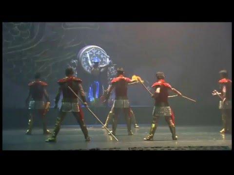 Qing Dynasty: Martial Arts Dance