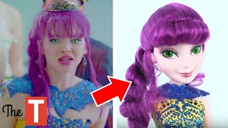 Amazing Artist Transforms Barbie Into Popular Characters
