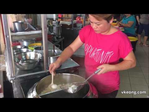 Delicious Tong Yuen @ Restoran Pin Chou, Klang