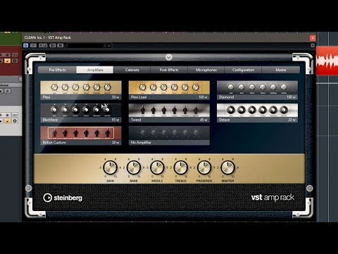 Clean Guitar Tones Using Stock Plugins (Preview)