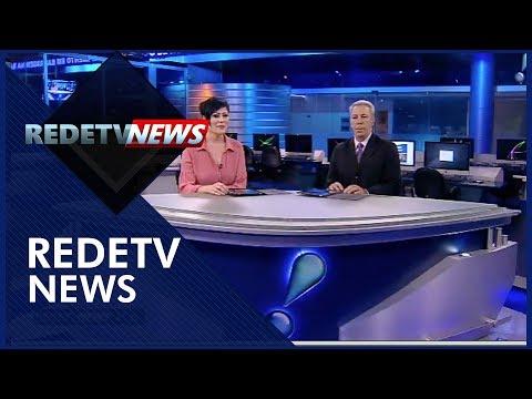 RedeTV News 130719  Completo