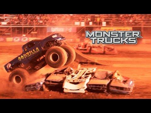 GAS -  Monster Trucks & FMX - Santiago Chile 2016