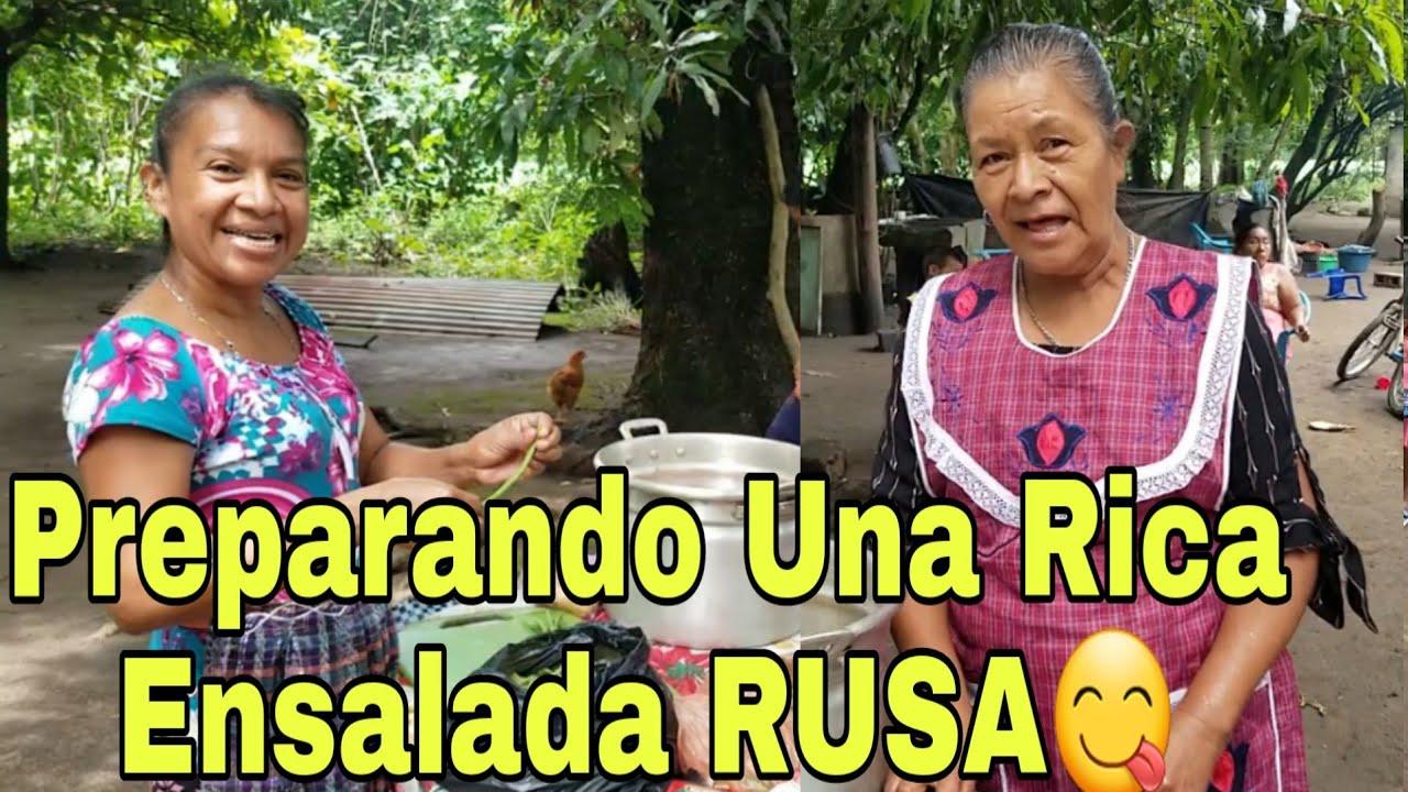 Tia ODILIA y Mi MADRE Preparan Un Rico ALMUERZO en Casa de Don MIGUEL😊😋
