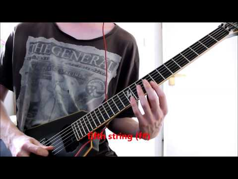 B FLAT TUNING GUITAR ( 6 STRING ONLY)!