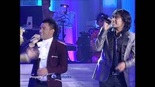 Sammy, Firman & Judika-ALL FOR LOVE-LAMP10N-100persen ANGPAO GlobalTV-Gedung Kesenian Jakarta