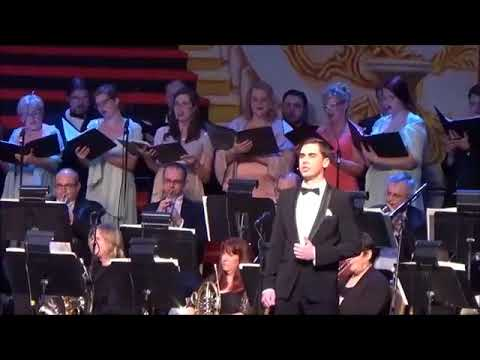 "Wojciech Kaczmarek – "" What a Wonderful World""  Koncert Galowy Chicago  13.01. 2018r"