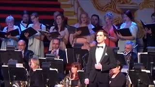 Wojciech Kaczmarek What A Wonderful World Koncert Galowy Chicago 13 01 2018r