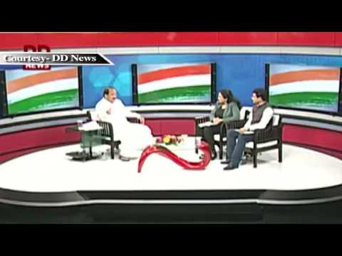 #Aazadi70Saal: Special Interview with I&B Minister M Venkaiah Naidu on 70 years of Independence