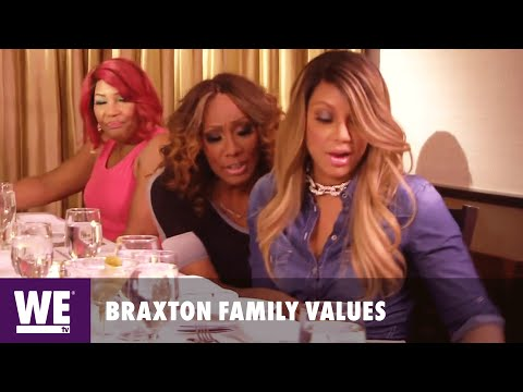 Braxton Family Values | Deleted Scene: Saving Seats | WE tv