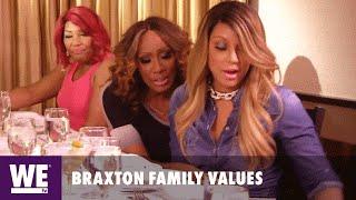 Braxton Family Values | Deleted Scene: Saving Seats | WE tv