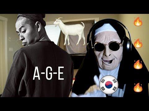 이센스 (E Sens) - A-G-E | REACTION!