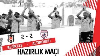 Beşiktaş - Altınordu