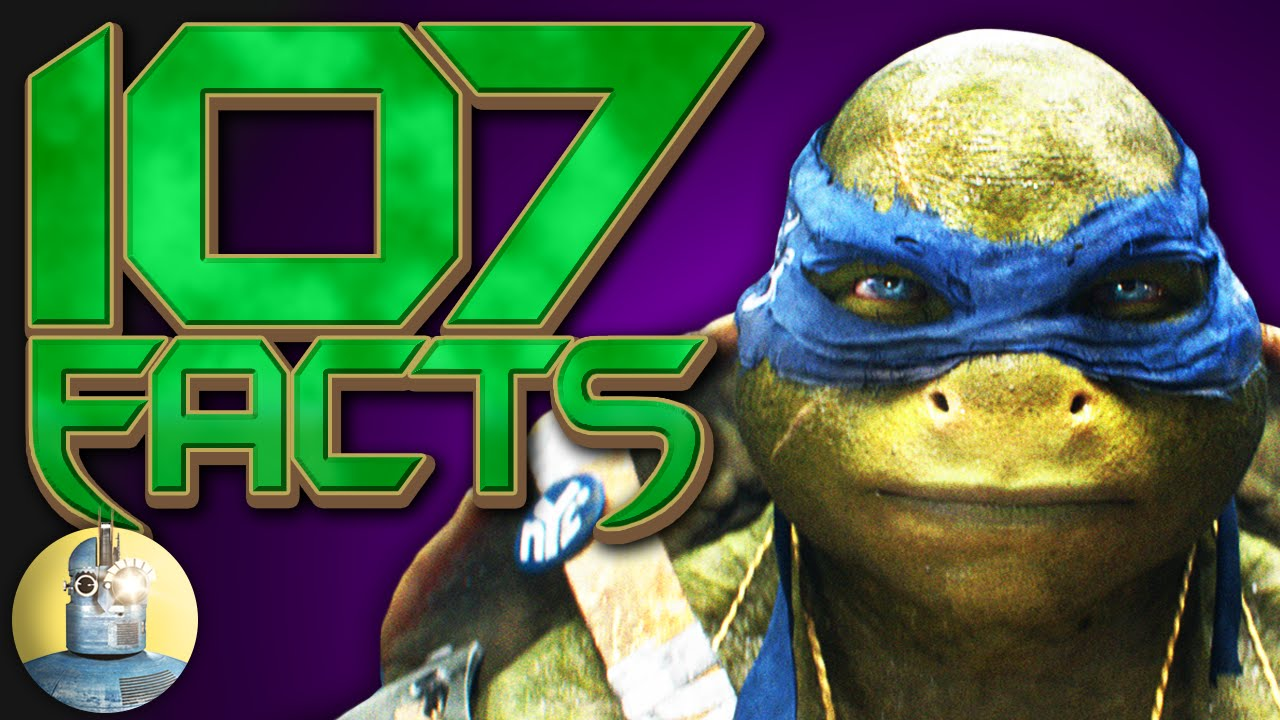 107 Teenage Mutant Ninja Turtles 2: Out of the Shadows Facts YOU Should Know (@Cinematica)
