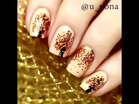 The Easy Nail Art Designs Complication 2016 ♥ Nails Tutorial ♥ Part 01