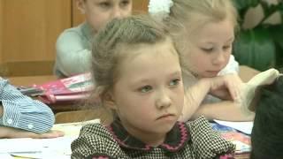 Уссурийские дошколята проводят первый урок в школе