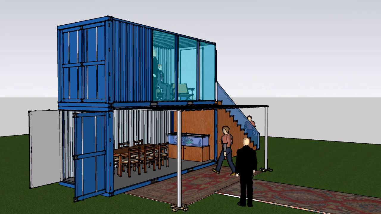 Ufficio A Container : Container modificati stand fiera bar ristorante ufficio eventi