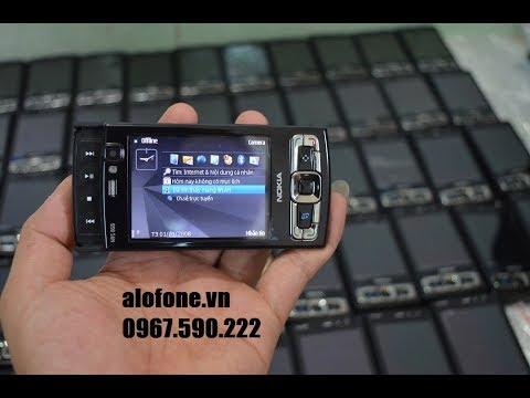 Nhiều NOKIA N95 - 8G Nhiều máy chính hãng 100% có tại alofone.vn