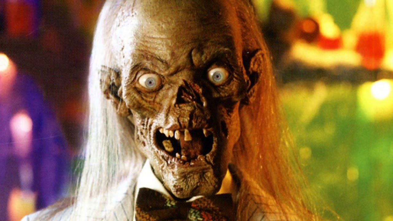Crypt Keeper Voice And Laughing Sound Effects Tales From The Crypt