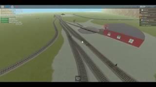 Wie es ist, einen Eisenbahnserver auf Roblox zu betreiben