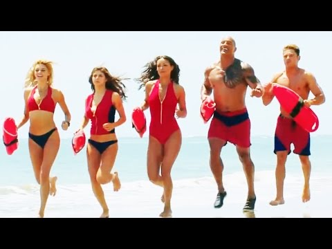 Thumbnail: Baywatch Trailer 2017 - Official Slow Movie Trailer