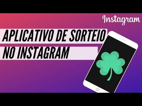 Aprenda A Fazer Sorteio No Instagram Youtube