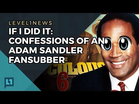 L1News 2017-04-25: Adam Sandler Fansubbing for Netflix Now Illegal (if you're Dutch)
