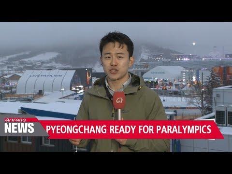PyeongChang ready to host Winter Paralympics