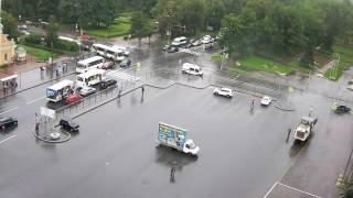Авария в Красном Селе 06.07.16