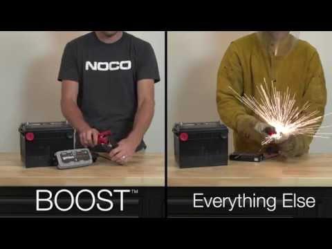 Lithium Jump Starter Vs. Other Jump Starters - NOCO Genius Boost GB30 UltraSafe Lithium Jump Starter