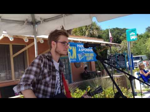 """Worth It"" - Josh Blazso LIVE @ Food and Wine on Pine"