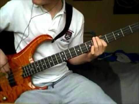 Madness Baggy Trousers bass cover