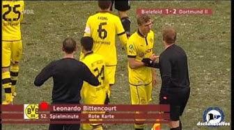 DSC Arminia Bielefeld - Borussia Dortmund II | WDR Fußball im Westen | 08.12.2012 | 21. Spieltag