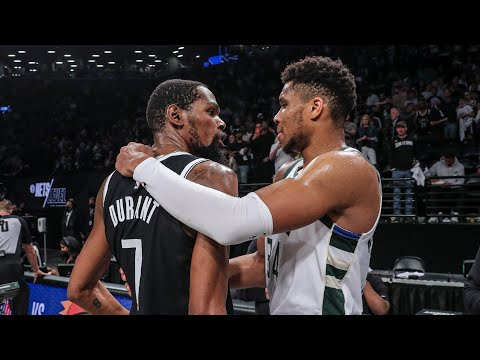 All-Access: Bucks Beat Nets In Game 7 Thriller   Giannis & Durant Battle   Locker Room Access