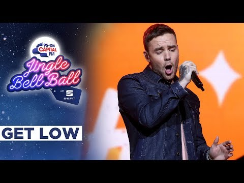 Liam Payne - Get Low (Live at Capital's Jingle Bell Ball 2019)   Capital