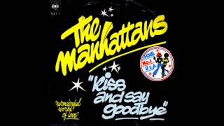 Manhattans, Kiss & Say Goodbye (X-rated)