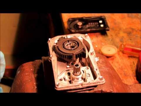 Inside a drive-by-wire throttle body