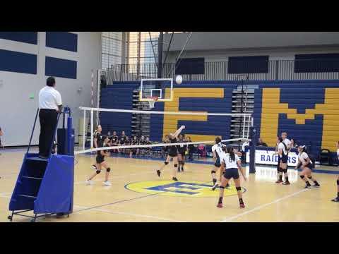 Volleyball Finals 7th Grade Eastwood Vs Parkland