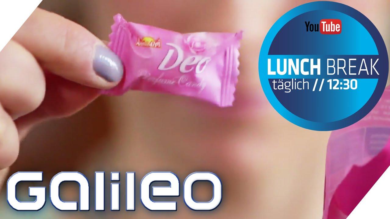 Deo-Bonbon, selbstklebende Zettel & Co. - Dinge, die den Alltag vereinfachen | Galileo Lunch Bre