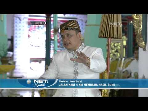 Keraton Kasepuhan Cirebon Gelar Open House - NET12